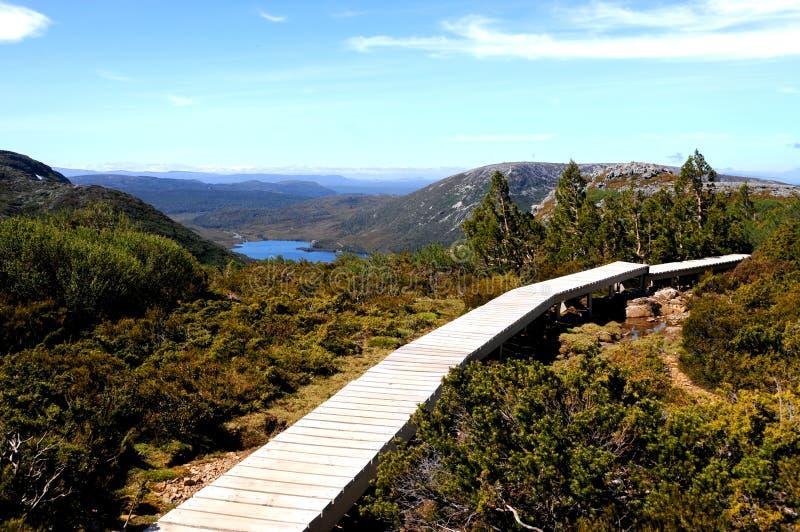 Download Mountain Trail stock image. Image of lake, boardwalk - 11987805