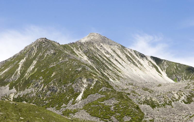Download Mountain under sky  6 stock photo. Image of image, field - 15912308