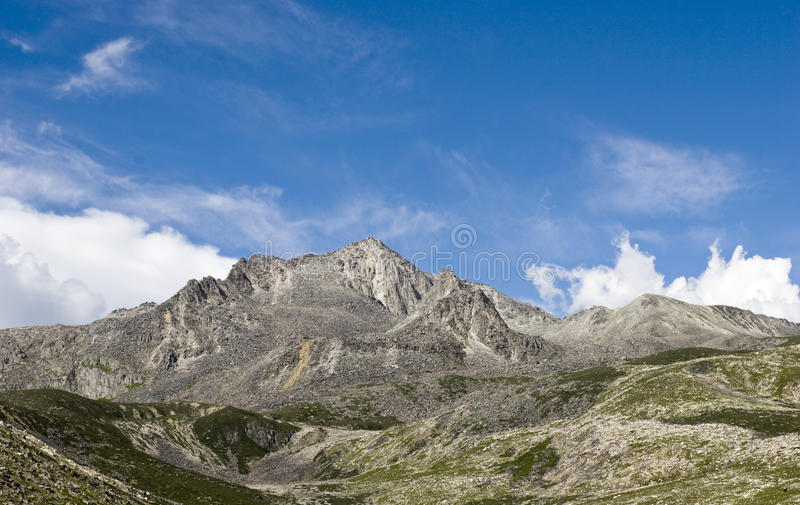 Download Mountain under sky 8 stock image. Image of beautiful - 15912379