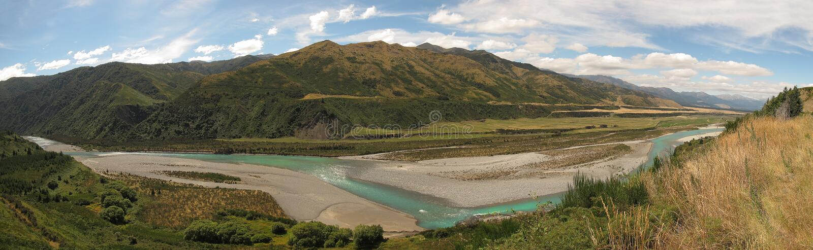 Download Mountain Valley stock image. Image of turquoise, gravel - 22741593