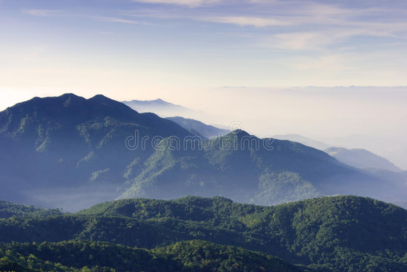 Download Mountain Valley Chiang Mai Thailand Royalty Free Stock Photo - Image: 19675615