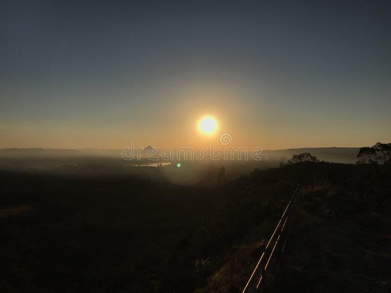 Mountain View foto de stock