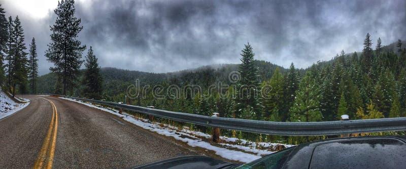 Mountain View stockfoto