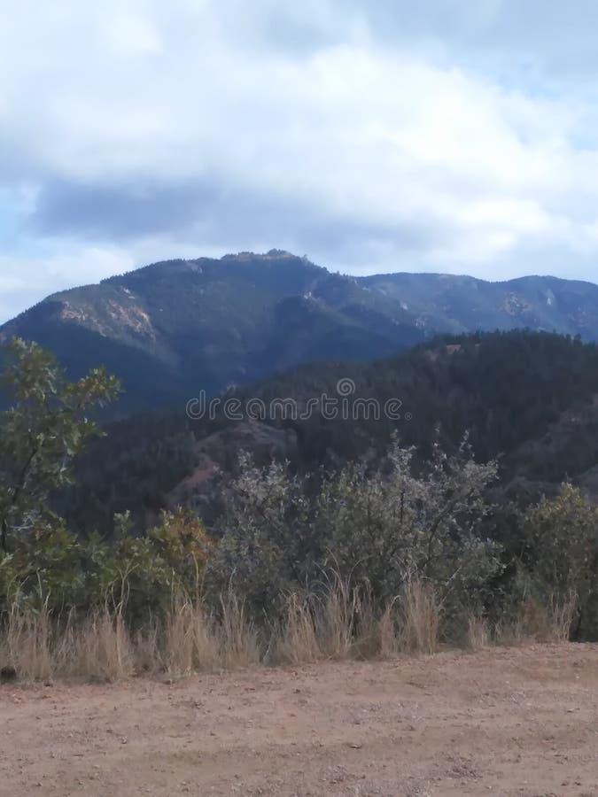 Mountain View immagine stock