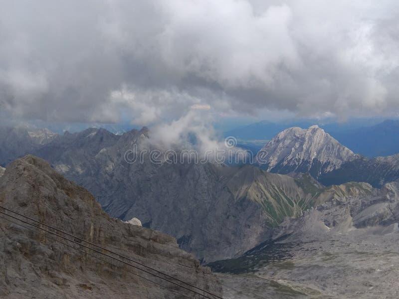 Mountain View photographie stock libre de droits