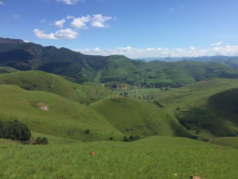Mountain View 2 stockfoto