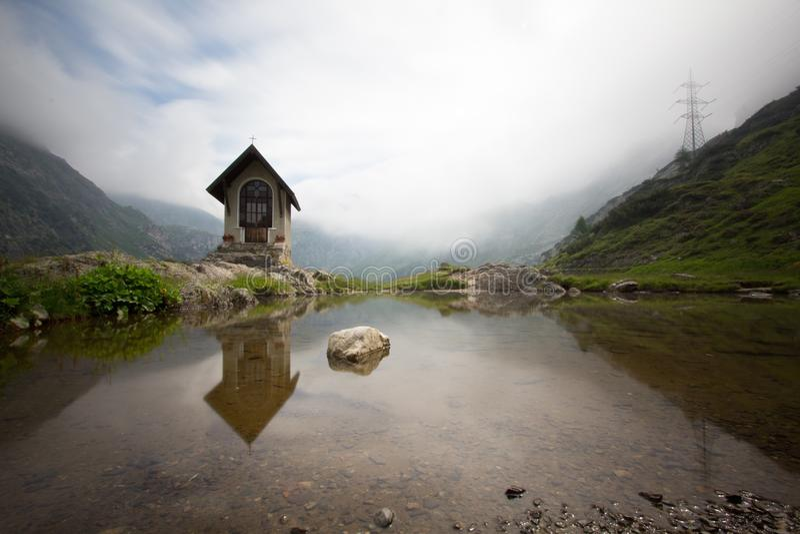 Mountain View fotografia de stock