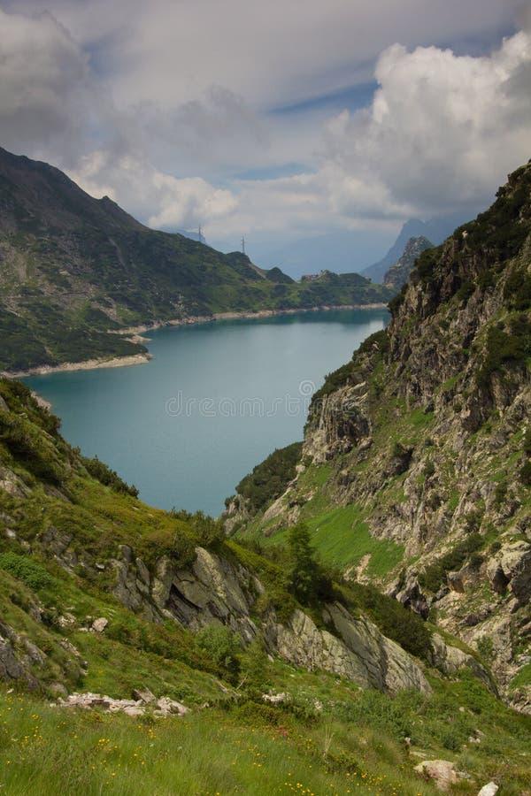 Mountain View fotos de stock royalty free