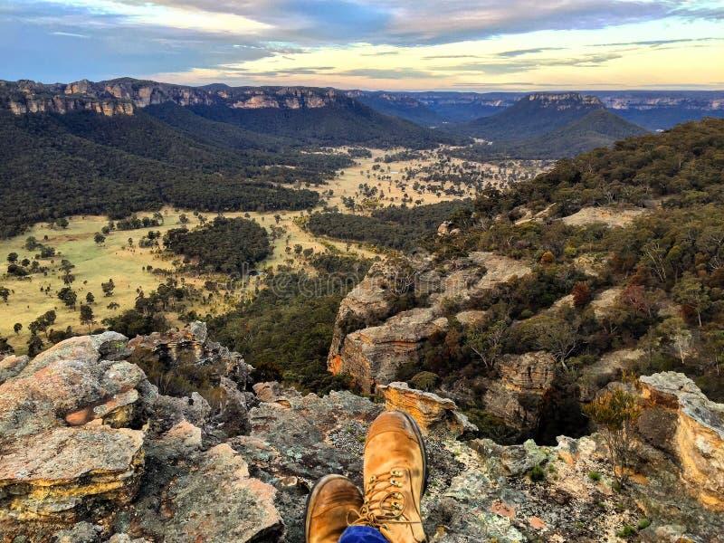 Mountain View photographie stock