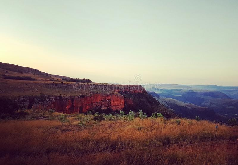 Mountain View stockfotografie
