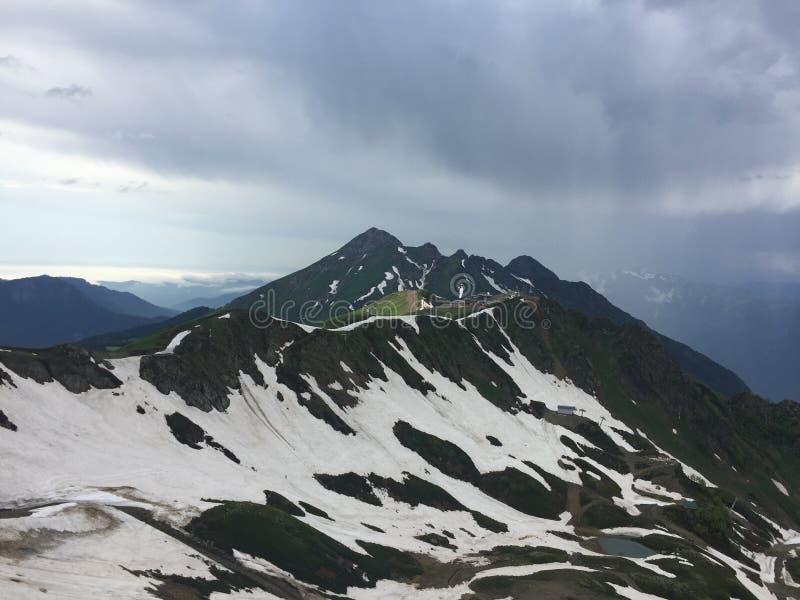 Mountain View fotos de archivo