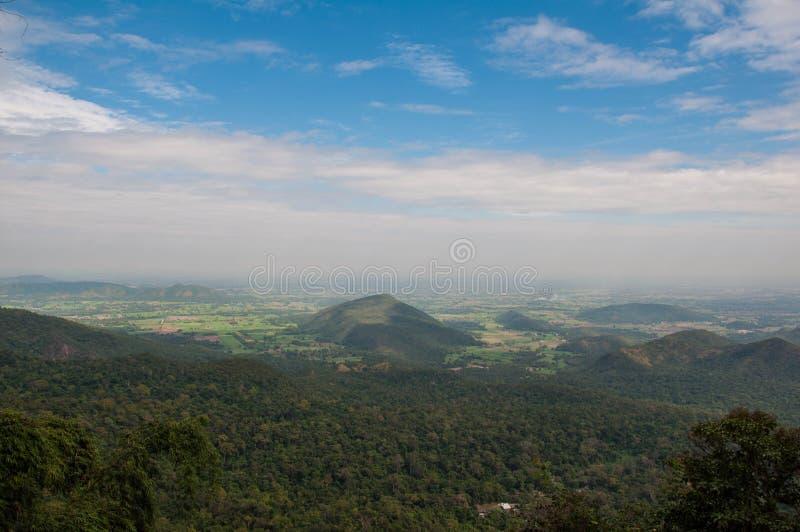 Mountain View imagens de stock royalty free