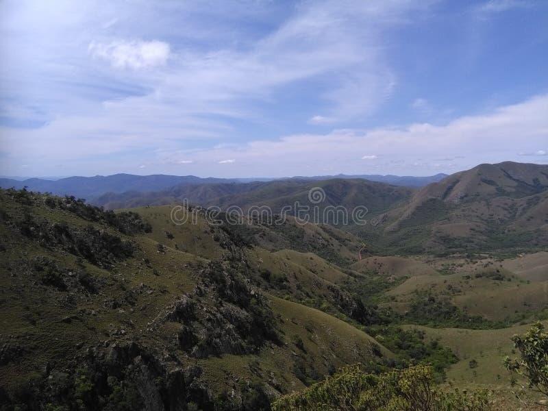 Mountain View royalty-vrije stock foto