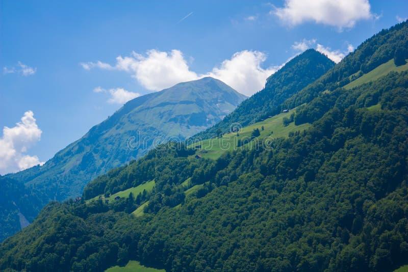 Mountain View foto de archivo libre de regalías