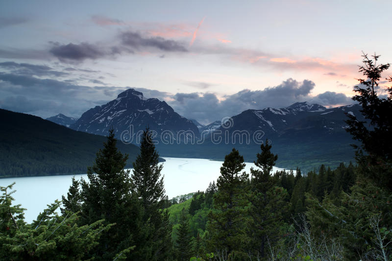 Mountain View royalty free stock image