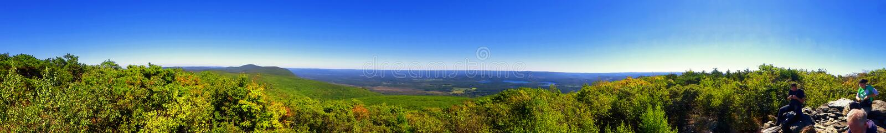 Mountain View dell'orso immagine stock libera da diritti