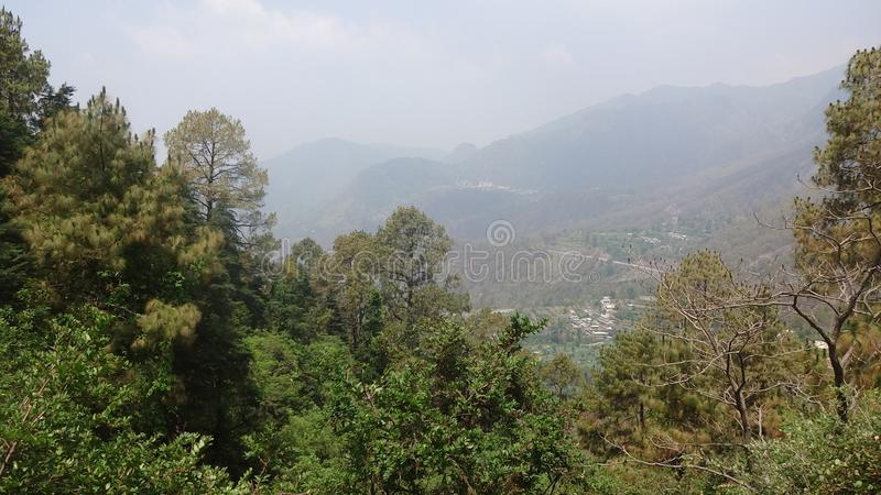 Mountain View stock fotografie