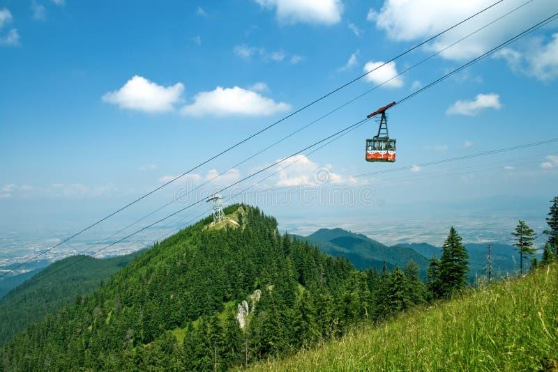 Mountain View esplêndido fotos de stock