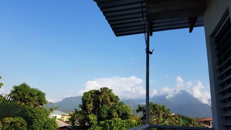 Mountain view la ceiba Honduras 🇭🇳 royalty free stock photo
