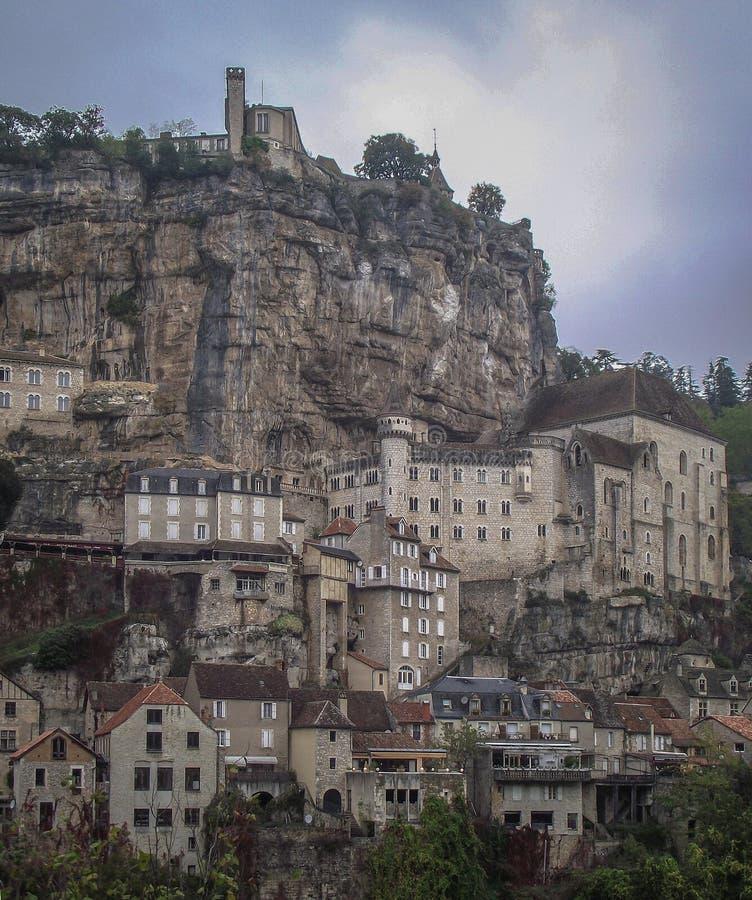 Mountain Village, City, Town, Village royalty free stock image
