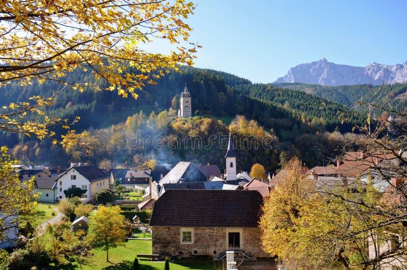 Mountain Village, Nature, Mountainous Landforms, Leaf stock photos
