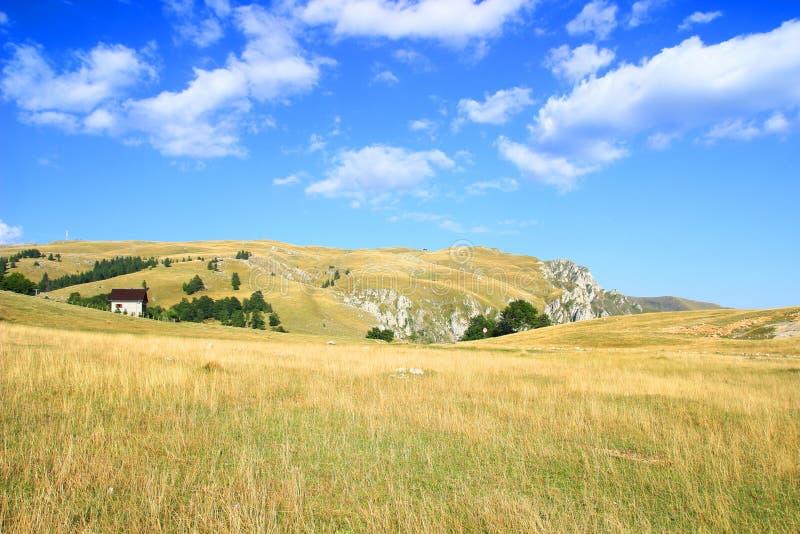 Mountain Vlasic in Bosnia and Herzegovina royalty free stock photo