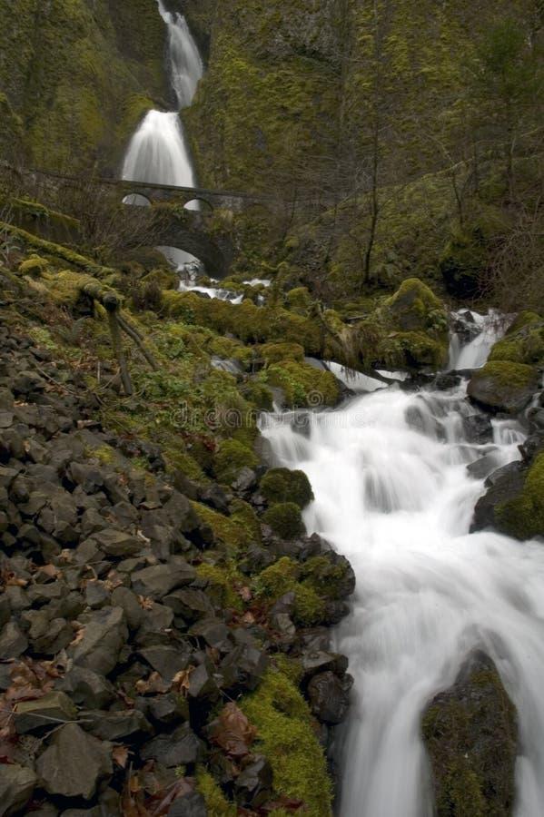 Free Mountain Waterfalls Stock Images - 1614484