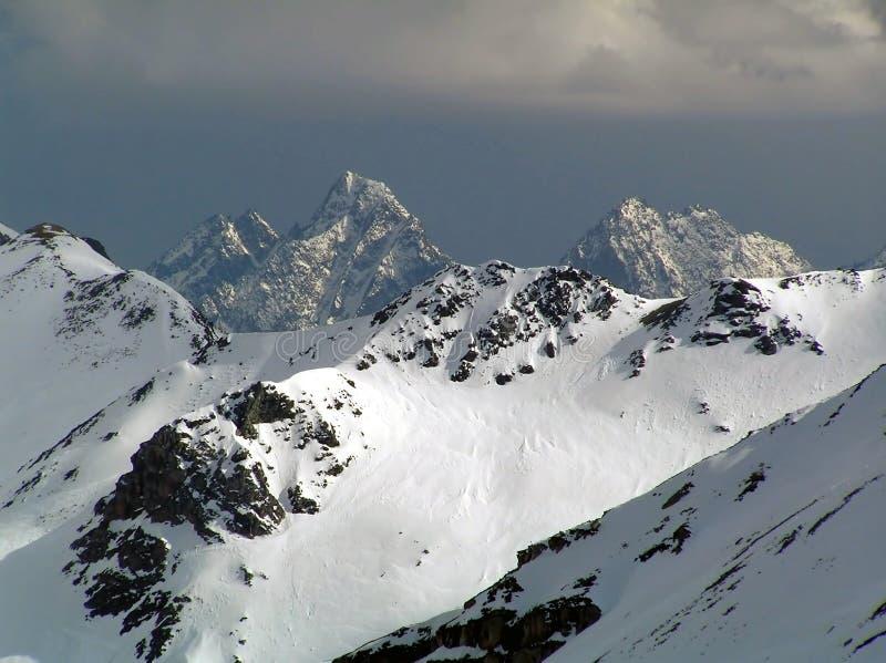 Mountain3 royalty-vrije stock afbeelding