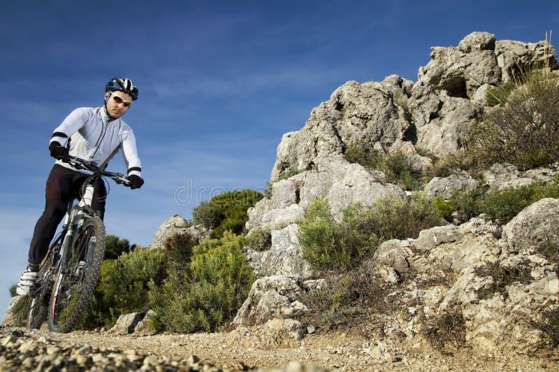Mountainbike imágenes de archivo libres de regalías