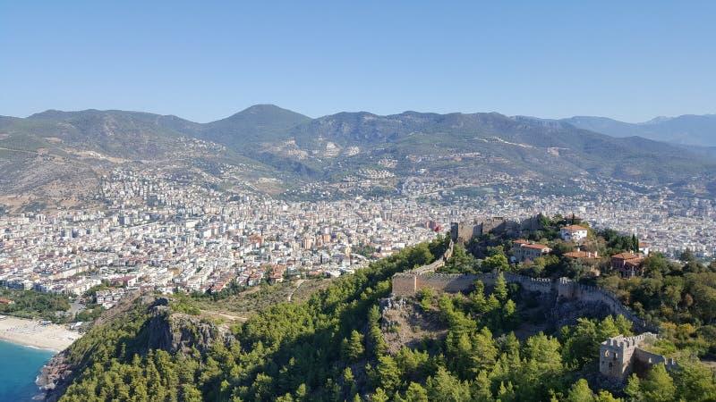 Mountainous Landforms, Sky, Mountain Village, Mountain royalty free stock photos