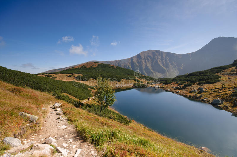 Download Mountains stock image. Image of landscape, lake, mountains - 13088165