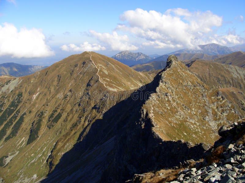 Mountains royalty free stock image