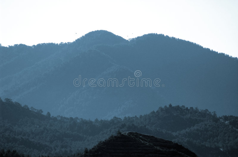 Download Mountains stock image. Image of greek, forest, cyprus, mountains - 172185