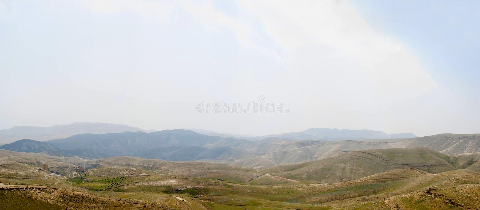 In Mountains Stock Photography