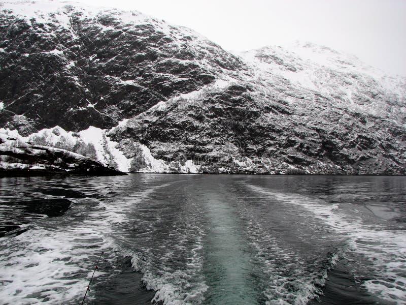 Mountains stock image