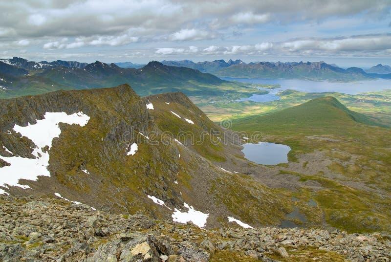 Mountains#3 stock afbeeldingen