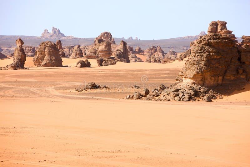 Mountains Akakus, Libya