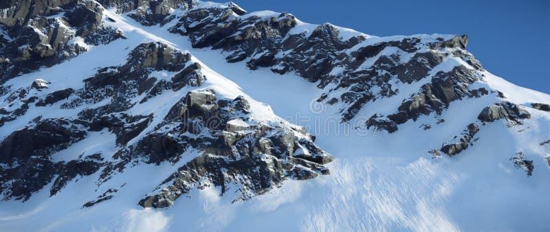 Mountains Alaska royalty free stock images