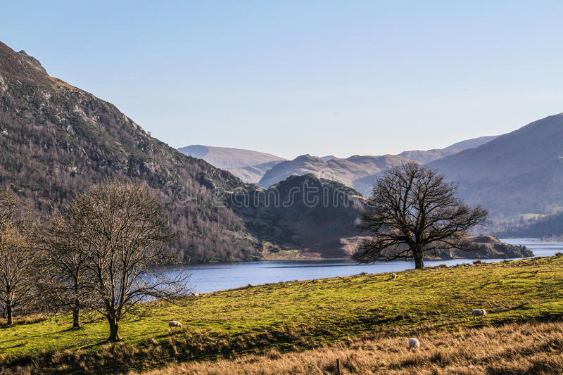 Download Mountains In Ambelside Cumbria Stock Image - Image: 83709113