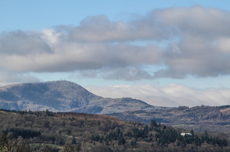 Download Mountains  In Ambelside, CUmbria Stock Photo - Image: 83708072