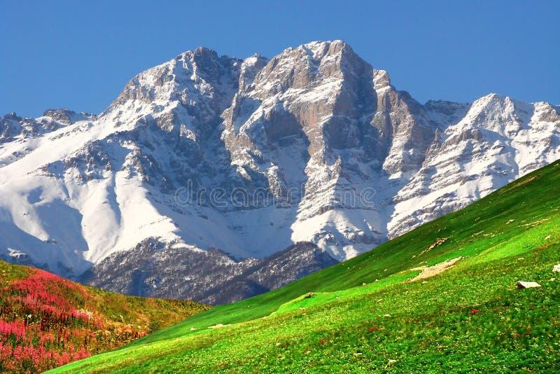 Mountains of the Armenia. royalty free stock photos