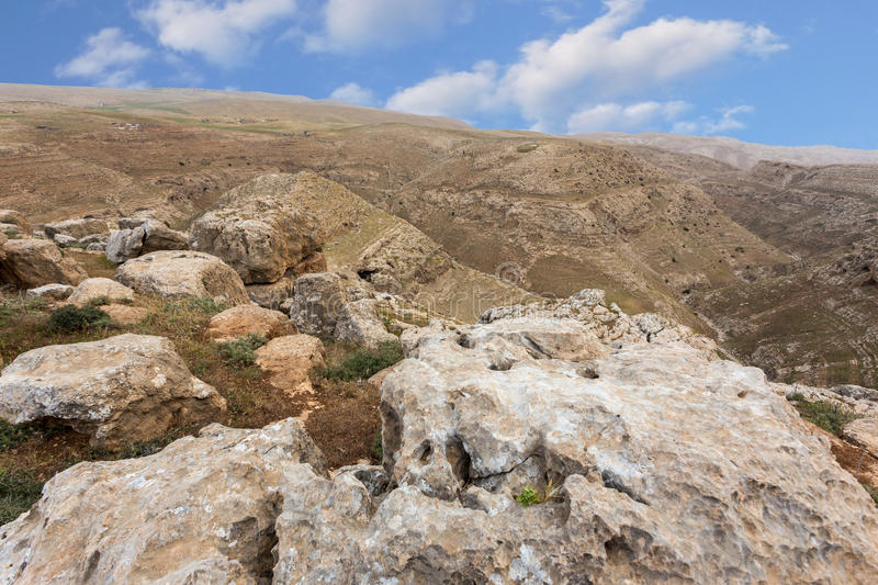 Download Mountains Of The Canyon Negev Desert In Israel Stock Photo - Image: 83708783
