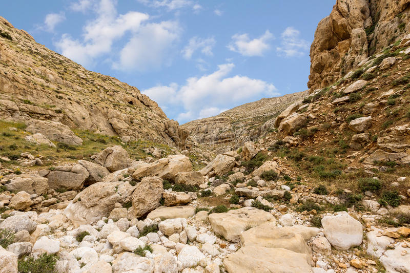 Download Mountains Of The Canyon Negev Desert In Israel Stock Image - Image of wilderness, tourism: 83709857