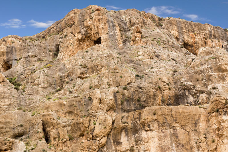Download Mountains Of The Canyon Negev Desert In Israel Stock Photo - Image: 83710770