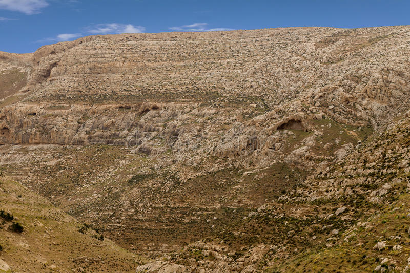 Download Mountains Of The Canyon Negev Desert In Israel Stock Image - Image: 83712171