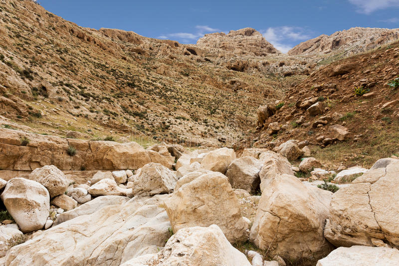 Download Mountains Of The Canyon Negev Desert In Israel Stock Image - Image: 83712991