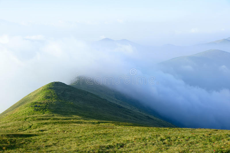 Download Mountains And Clouds Stock Photos - Image: 17371413