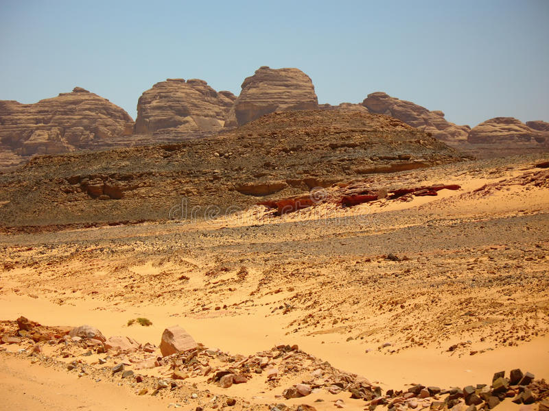 Download Mountains The Desert. Africa Stock Image - Image: 37456811