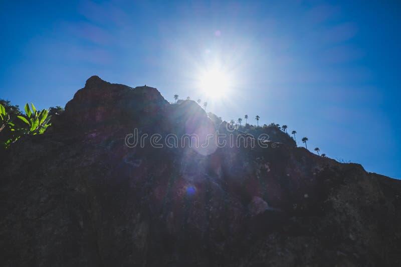 Mountains Doi Luang Chiang Dao royalty free stock photos