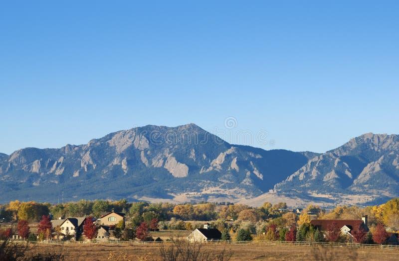 Mountains and Farms